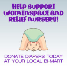 Diaper Drive organized by Multifamily NW and Bi-Mart!