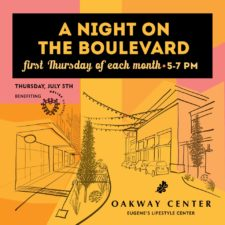 A Night On The Boulevard At Oakway Center July 5th 5-7 p.m.