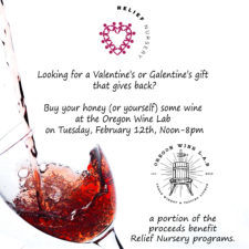 Pre-Valentine's Day Wine and Chill Night at the Oregon Wine Lab