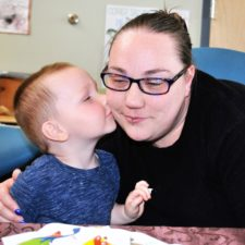 Meet The Smyth Family, A Relief Nursery Success Story