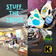 Stuff The Truck for Relief Nursery, Sat., May 23rd