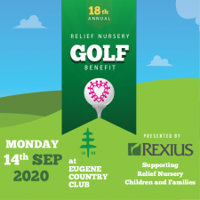 Relief Nursery's 18th Annual Golf Benefit on September 14th